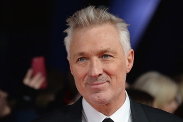 Martin Kemp National Television Awards - Red Carpet Arrivals