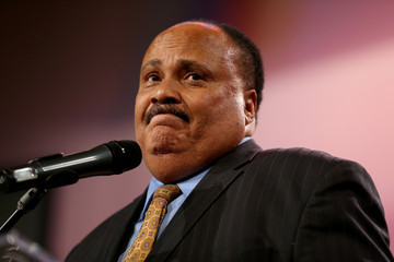 Martin Luther King III Outrage Over Police Shooting in Ferguson