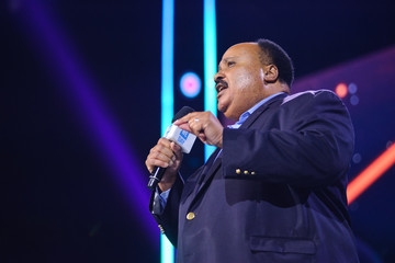 Martin Luther King III Ciara, Martin Luther King III, Jordan Smith, Paula Abdul, Nico & Vinz And J.R. Martinez Come Together At WE Day Illinois To Celebrate The Power Young People Have To Change The World