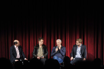 Martin McDonagh Sam Rockwell The Academy of Motion Picture Arts & Sciences Hosts an Official Academy Screening of THREE BILLBOARDS OUTSIDE EBBING MISSOURI
