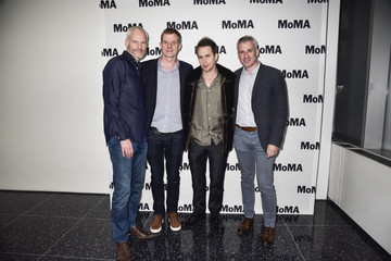 Martin McDonagh MoMA's Contenders Opening Night Featuring 'Three Billboards Outside Ebbing, Missouri'