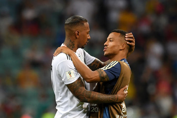 Martin Olsson Germany vs. Sweden: Group F - 2018 FIFA World Cup Russia