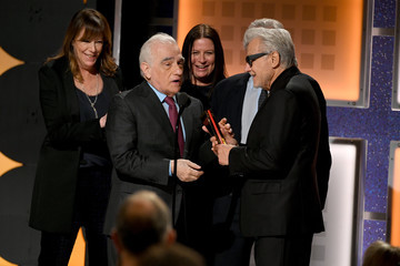 Martin Scorsese Emma Tillinger Koskoff AARP The Magazine's 19th Annual Movies For Grownups Awards - Show
