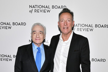 Martin Scorsese 2020 National Board Of Review Gala