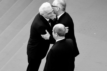 Martin Scorsese Alternative View In Black & White - The 71st Annual Cannes Film Festival