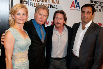The gallery for --> Martin Sheen And Family