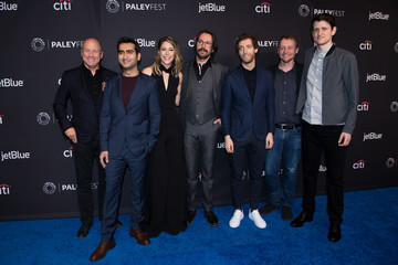 Martin Starr Kumail Nanjiani The Paley Center For Media's 35th Annual PaleyFest Los Angeles - 'Silicon Valley' - Arrivals