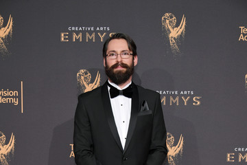 Martin Starr 2017 Creative Arts Emmy Awards - Day 2 - Arrivals