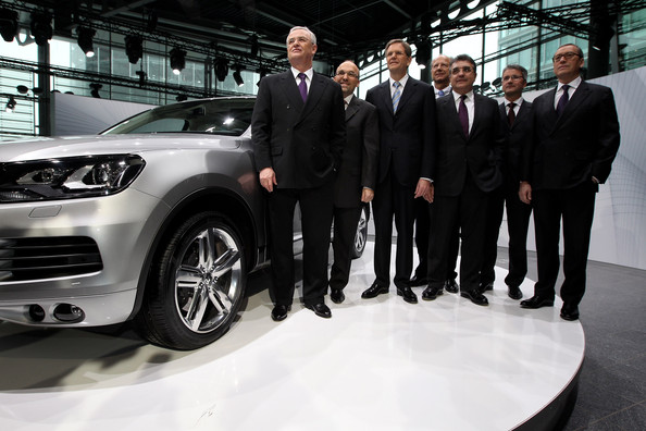 Volkswagen AG Announces 2009 Annual Results