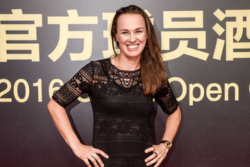 Martina Hingis 2016 China Open - Day Three