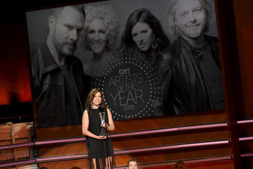 Martina McBride 2015 'CMT Artists of the Year'
