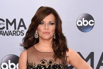 Martina McBride Arrivals at the 48th Annual CMA Awards