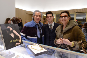 Martine Assouline Book Launch of 'H.Stern' Published By Assouline