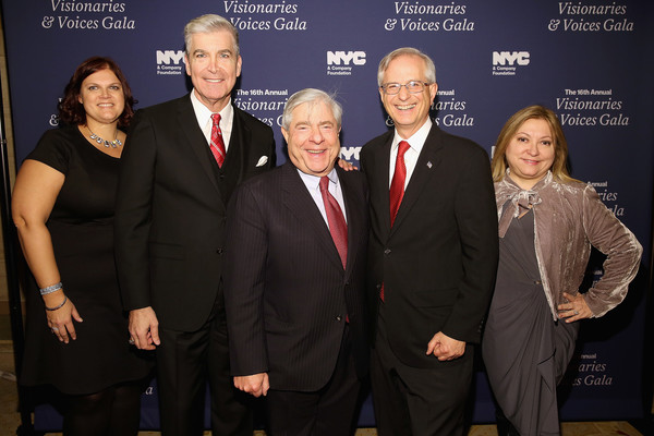 NYC & Company Foundation's 16th Annual Visionaries & Voices Gala