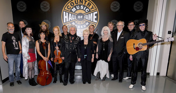 Marty Stuart Performs First of Three Shows as Artist-in-Residence at Country Music Hall of Fame and Museum