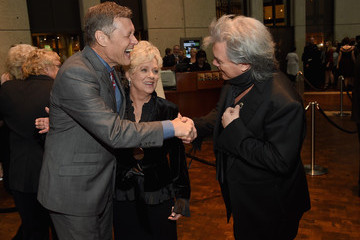 Marty Stuart The Country Music Hall of Fame Inducts New Members the Oak Ridge Boys, Jim Ed Brown and The Browns, and Grady Martin During 2015 Medallion Ceremony