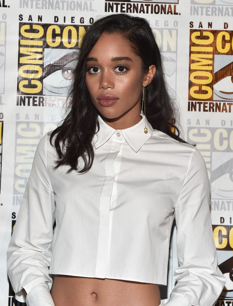 laura harrier wiki