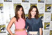 Chloe Bennet and Elizabeth Henstridge - All the Hottest Looks from Comic-Con 2014
