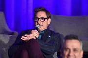 Robert Downey Jr. and Joe Russo Photos Photo