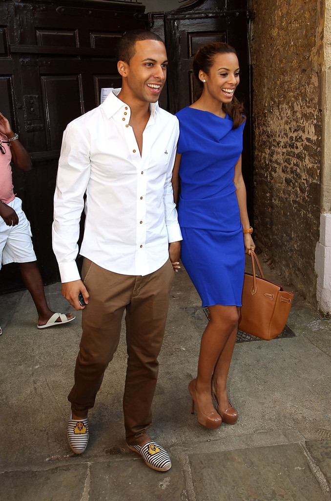 Rochelle Humes was warned off dating Marvin Humes - video dailymotion
