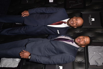 Marvin Ellison JCPenney and Michael Strahan Launch Collection By Michael Strahan