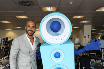 Marvin Humes GFI Charity Day 2017
