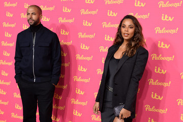 Marvin Humes Rochelle Humes ITV Palooza 2019 - Red Carpet Arrivals