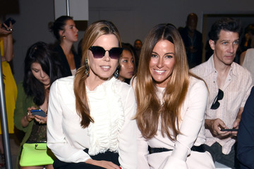 Mary Alice Stephenson Bibhu Mohapatra - Front Row - Spring 2016 New York Fashion Week: The Shows