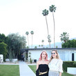 Mary Charteris Rosetta Getty and Orchard Mile Host a VIP Dinner for Desert X in Palm Springs