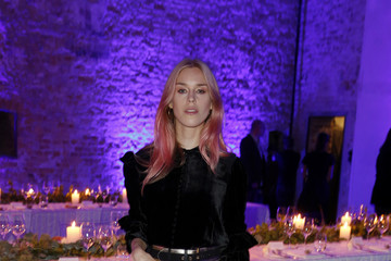 Mary Charteris Moncler X Stylebop.com Launch Event