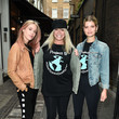 Mary Charteris Ocean Conservation Group 'Project 0' Ambassadors Unveil 'One Ocean One Planet' On Carnaby Street