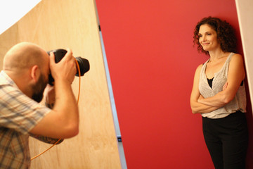 Mary Elizabeth Mastrantonio Behind The Scenes Of The Getty Images Portrait Studio Powered By Samsung Galaxy At 2015 Summer TCA's