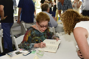 Mary Higgins Clark Authors Night for the East Hampton Library