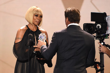 Mary J. Blige The 21st Annual Critics' Choice Awards - Show