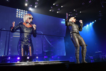 Mary J. Blige Puff Daddy and Bad Boy Family Reunion Tour at The Forum in Inglewood, CA