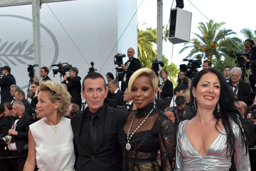 Mary J. Blige 'The Meyerowitz Stories' Red Carpet Arrivals - The 70th Annual Cannes Film Festival