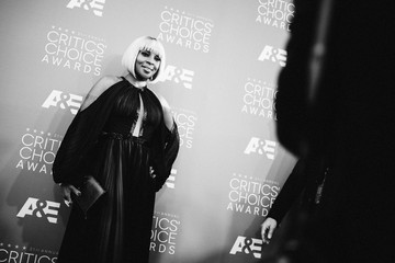 Mary J. Blige An Alternative View of the 21st Annual Critics' Choice Awards