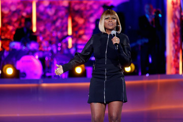 Mary J. Blige VH1's 'Dear Mama' Event
