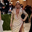 Mary J The 2021 Met Gala Celebrating In America: A Lexicon Of Fashion - Arrivals