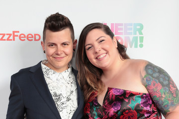 Mary Lambert BuzzFeed Hosts Its 2nd Annual Queer Prom Powered By Samsung For LGBTQ+ Youth In New York At Samsung 837