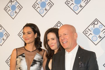 Mary-Louise Parker Bruce Willis 2017 Room to Grow Spring Benefit