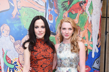 Mary-Louise Parker The alice + olivia And Domingo Zapata Collaboration