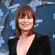 """Mary Lynn Rajskub Los Angeles Premiere Of Amazon's """"The Tomorrow War"""" - Red Carpet And Pre-Reception"""