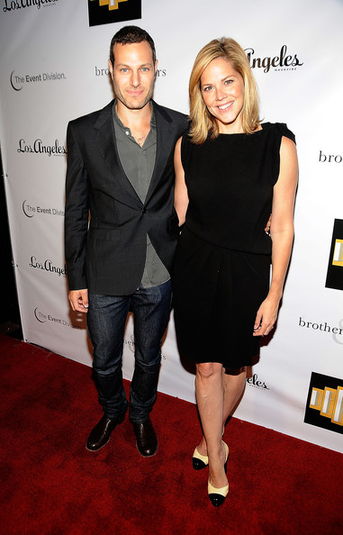 Mary McCormack and Michael Morris Photos Photos - Brothers ...