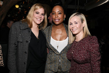 Mary McCormack Vanity Fair And Lancome Paris Toast Women In Hollywood, Hosted By Radhika Jones And Ava DuVernay
