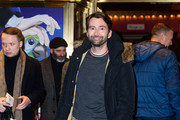 "David Tennant attends the opening night performance of ""Mary Poppins"" at Prince Edward Theatre on November 13, 2019 in London, England."