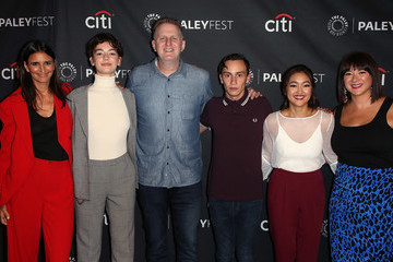 Mary Rohlich Robia Rashid The Paley Center For Media's 2018 PaleyFest Fall TV Previews - Netflix - Arrivals