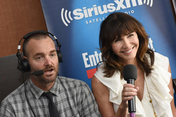 Mary Steenburgen SiriusXM's Entertainment Weekly Radio Channel Broadcasts From Comic-Con 2016 - Day 3