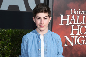 Mason Cook Halloween Horror Nights Opening Night Red Carpet