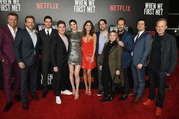 Mason Novick Special Screening Of Netflix Original Film' 'When We First Met' at ArcLight Theaters